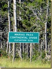 Marias Pass CD