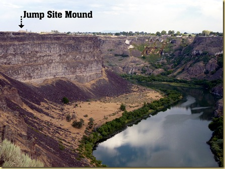 Evel Knievel Jump Site Snake River ID